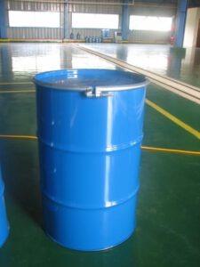 thùng phuy sắt nắp mở 220 lít