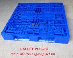 Pallet nhựa công nghiệp