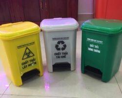 thùng đựng rác y tế 10 lít