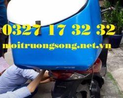 Thùng chở hàng xe máy size trung