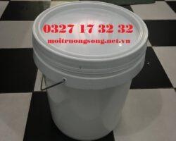 Thùng nhựa tròn 20 lít