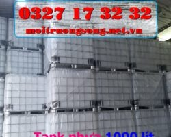 Kho Tank nhựa 1000 lít mới 100%