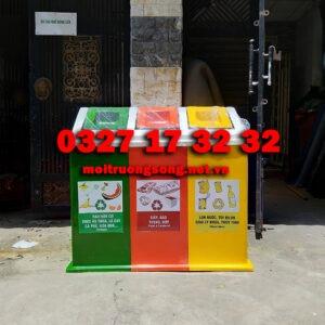 Mua thùng rác công cộng ở Đà Nẵng