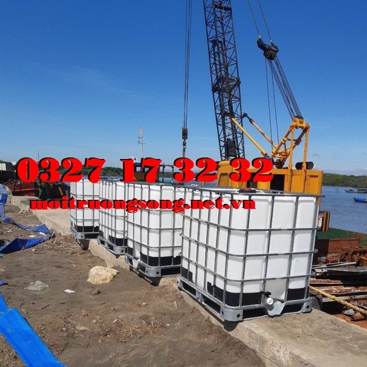Tank nhựa 1000L chứa nước