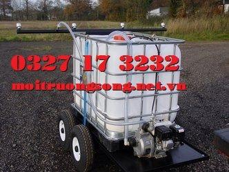 Tank nhựa sử dụng trong nông nghiệp