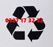 logo các loại thùng rác y tế