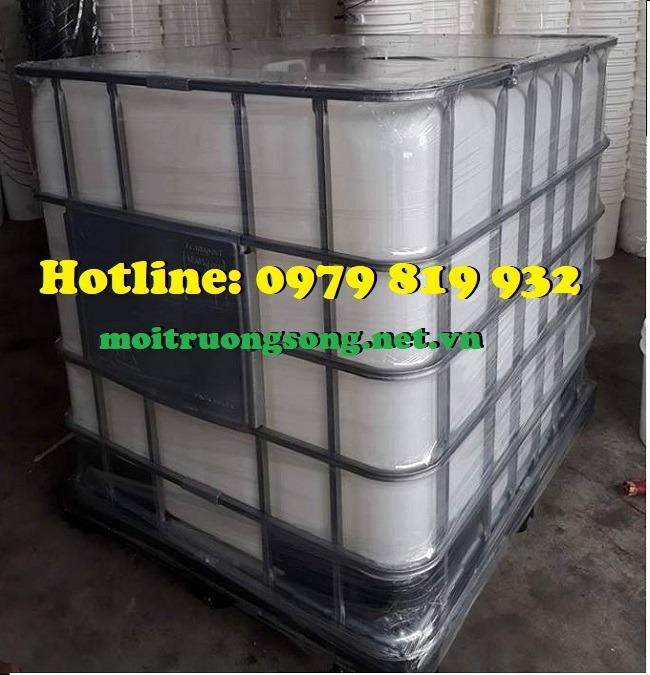 Bồn nhựa IBC 1000L