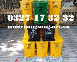 các loại thùng rác y tế 15 lít