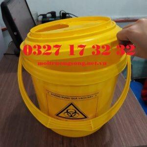 Các loại thùng rác y tế (5)