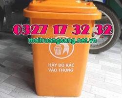 thùng rác 60 lít giá rẻ