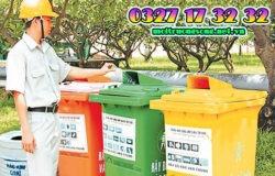 Thùng rác phân loại rác thải giá rẻ